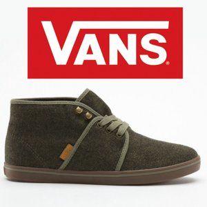 Vans Camryn Mid-Top Chukkas - Size 5.5